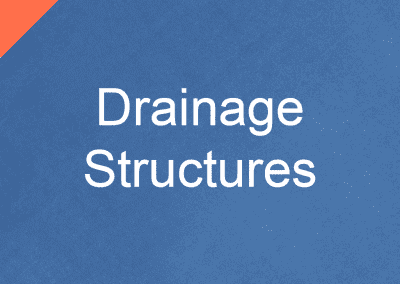 Drainage Structures