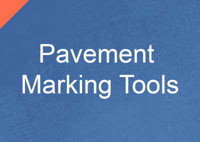 Pavement Marking Tools​
