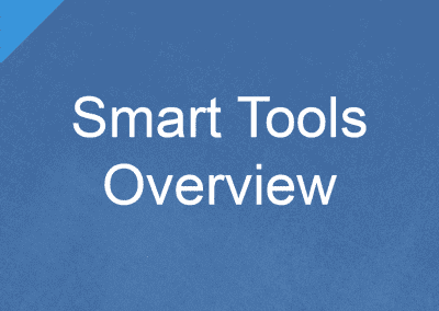 Smart Tools Overview