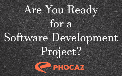 Are You Ready for that Software Development Project?